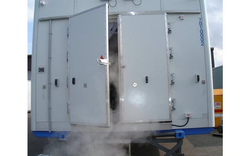Refroidisseur/congélateur rapide