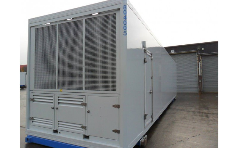 Blast Chilling / Freezing Unit model Maxi ID 804005
